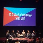 Bigsound Producer Panel 2015